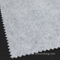Polyester paste dot non woven fusible garment interlining