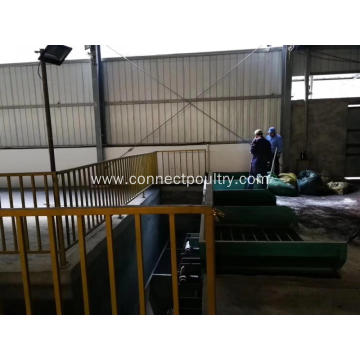 drum manure pelleting machine