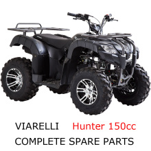 Viarelli ATV Hunter 150cc Part Complete Parts