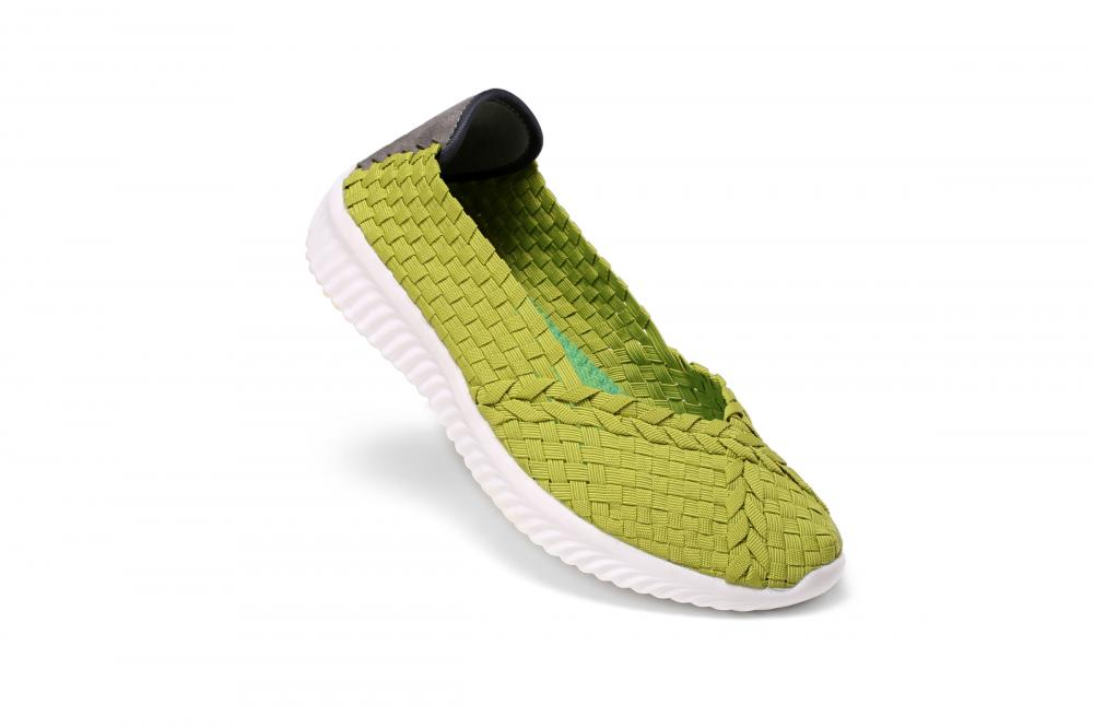 Round-headed Casual Woven Shoes