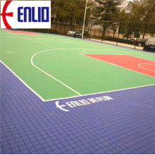 Quality for Outside Multi-Use Court Tiles Outdoor Playground Floor Interlock Mat supply to Andorra Manufacturer