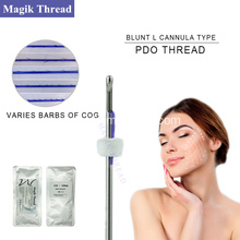 Best Price for for PDO Facial Lifting Hilos Tensores Hot Sale PDO Thread Lift Cheeks export to Spain Factory