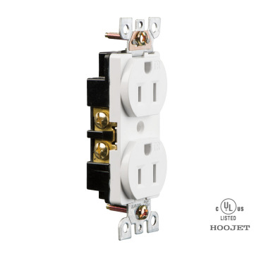 American Wall Outlet UL Listed Receptacle TR Sockets