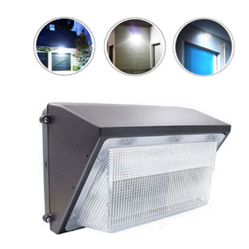 LED Wall Pack 100W Fixture 260-325W HPS/HID Replacement