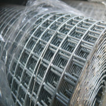 Galvanized Welded Wires Mesh Fence