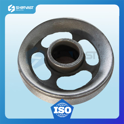 Agriculture machined spare part