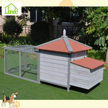 Easy to assemble wooden waterproof dog cage