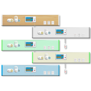 High Quality Hospital Bed Head Panel for Sale