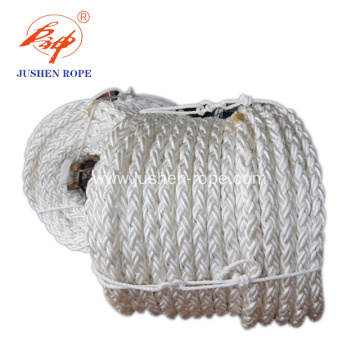 8-Strand Polypropylene Mooring Cable