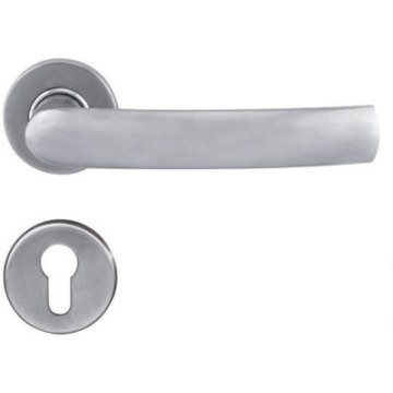 Polished Steel Gate Door Handle