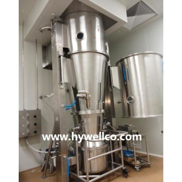 Foodstuff Granulator Coating Machine