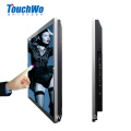 Portable HD 43 inch touch screen monitor