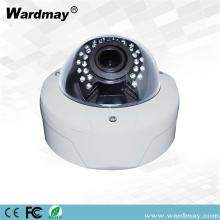 4X Zoom 3.0MP IR Dome IP Network Camera