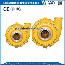 Cutter suction dredger  gravel pump