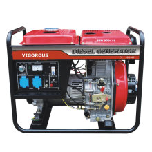 2KW Diesel Generator With Handle Wheels For Option