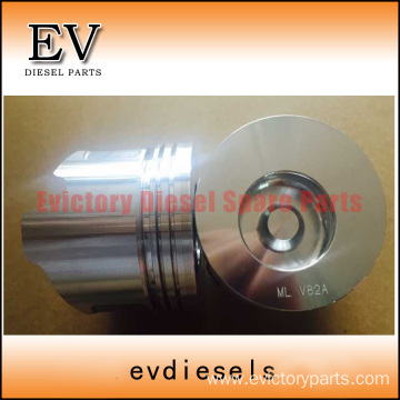 YANMAR engine piston 3TNV82A piston ring