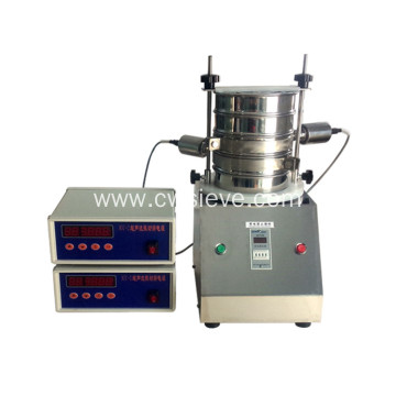 lab test sieve horizontal vibrating screens in laboratory