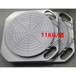 China Factory for for Wheel Alignment Turn Plate Best Buy Turntable supply to Malta Importers