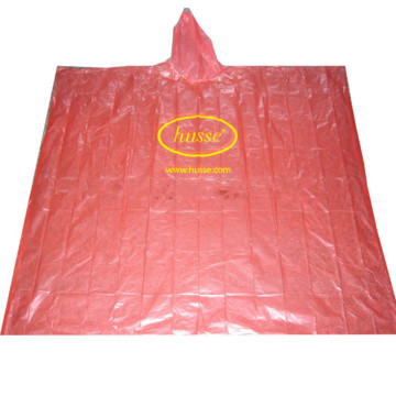 Promotional PE Rain Ponchos With Free Logo