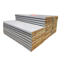 New Arrival for Rockwool Sandwich Wall Panel Easy Installation Best Price Rock Wool Sandwich Panel export to Japan Suppliers