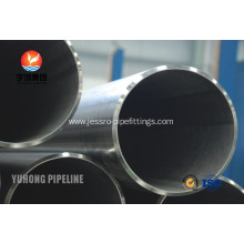 ODM for Incoloy Steel Tube ASME SB423 926 Incoloy Pipe DIN 17458 Seamless Tube supply to Martinique Exporter