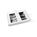5PCS BBQ Tools Set With White Box