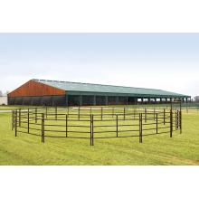High Tensity Rail Horse Fence for Farm