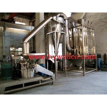 Chinese Medicine Superfine Pulverizer Machine