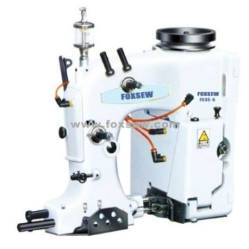 One-Needle Double-Thread Bag Closer Machine