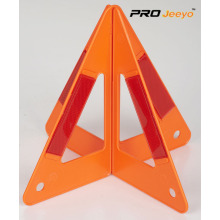Double-sided Glance Mini Warning Triangle Notice Sign