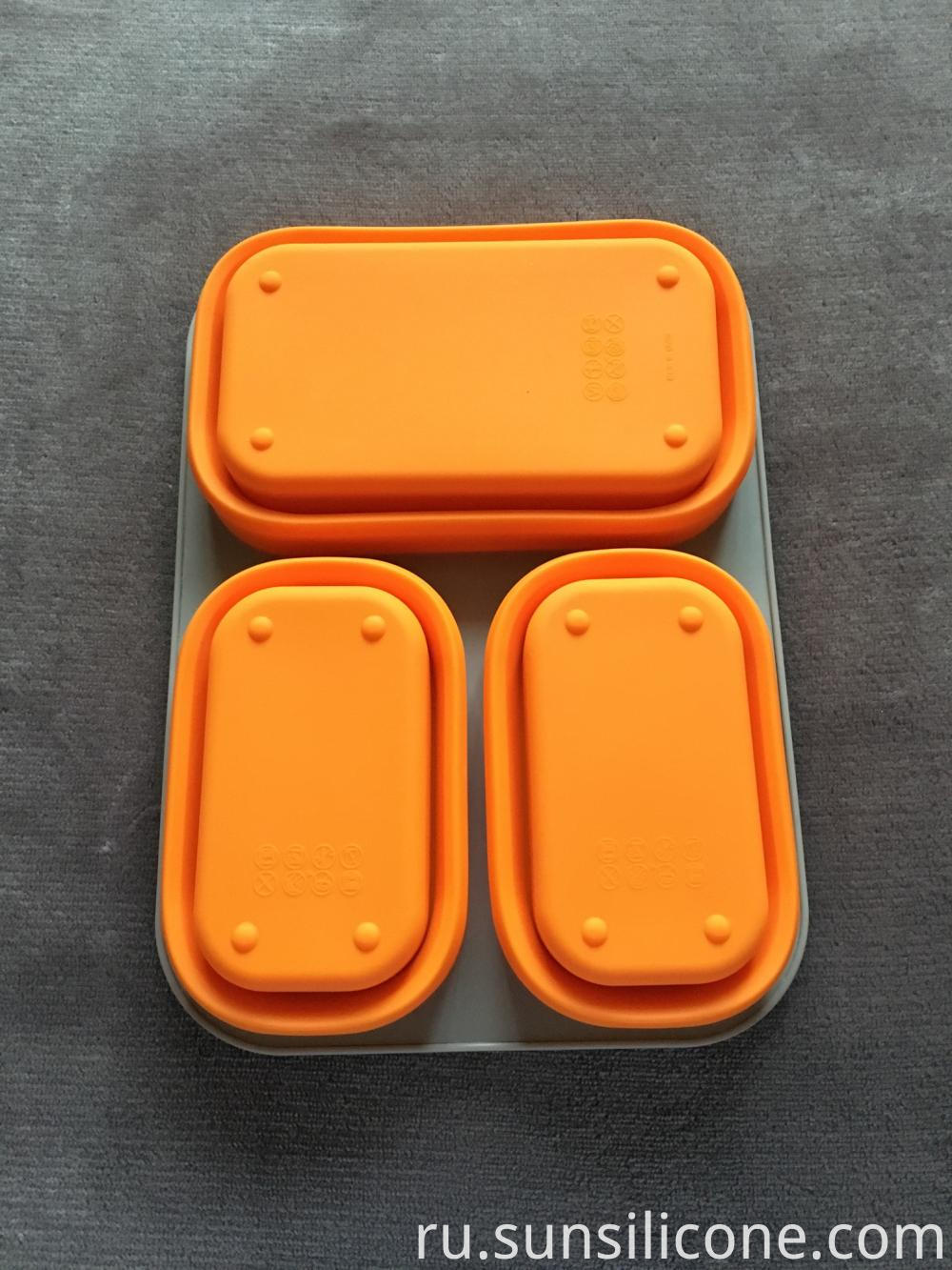 Silicone Food Container