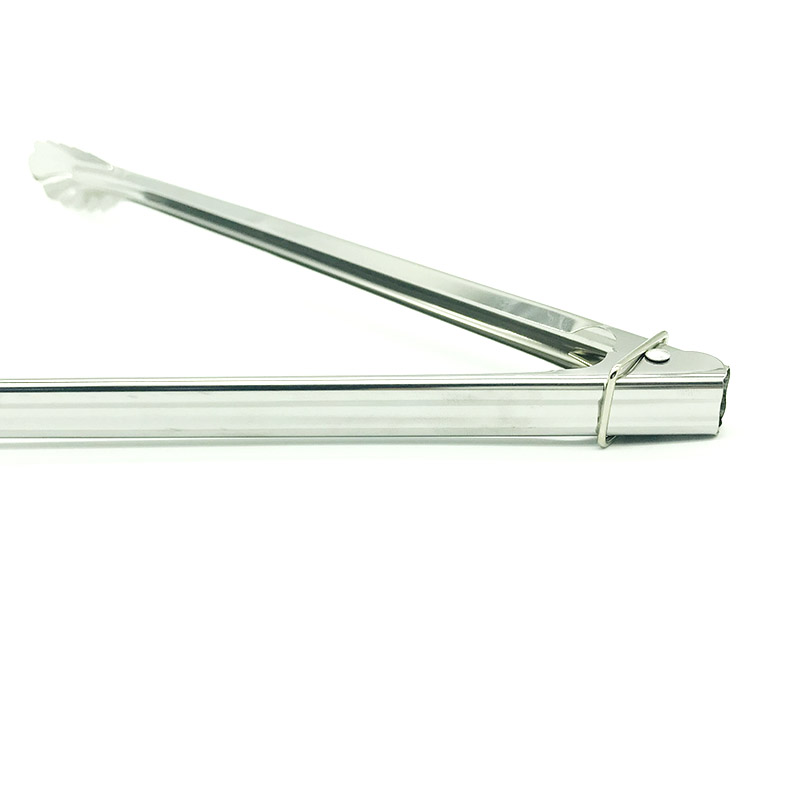 "16"" Stainless Steel Clam shell Tongs"