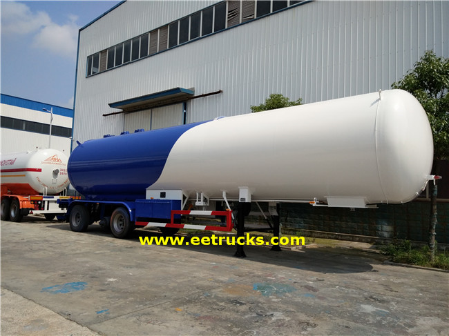 14000 Gallon Propane Trailer Tankers