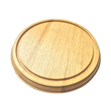 customized round wooden cutting boards
