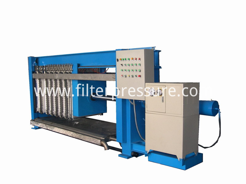 Food Beverage Cast Iron Filter Press 3