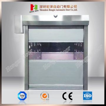High Speed PVC Shutter Rolling Door