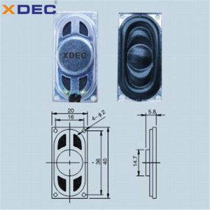OEM Supply for Sound Box 2019 gadget 2040 8ohm 1w laptop pc speaker supply to Liberia Suppliers