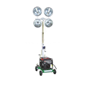 3 KVA Generator Telescopic Portable Lighting Tower