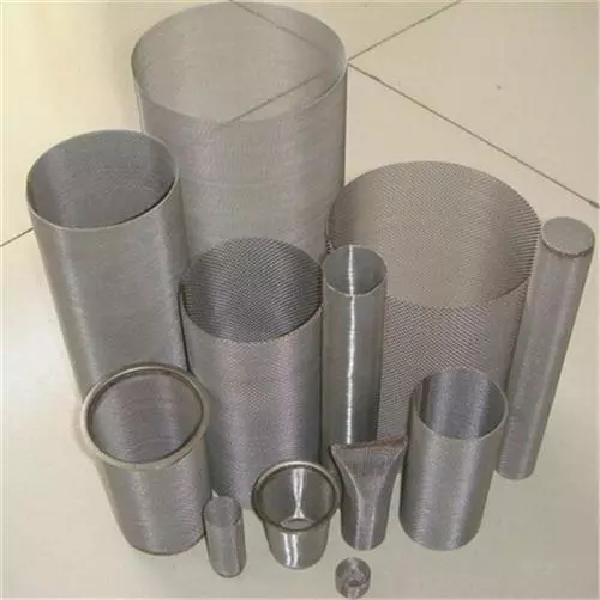 stainless steel wire mesh tube