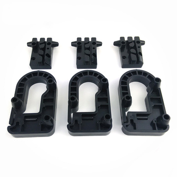 High precision custom CNC machining injection plastic parts