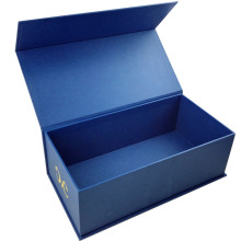 Magnet closure shoes packaging box