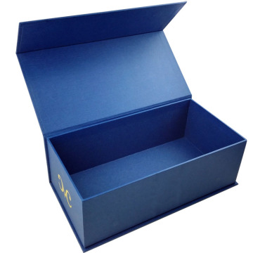 Rigid box construction cardboard packaging box