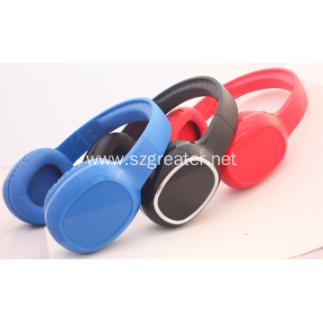 2018 most popular headphone high quality foldable headset