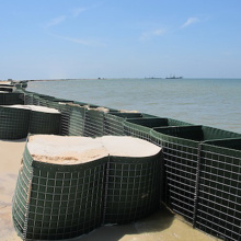 Galvanized Hesco Gabion Box