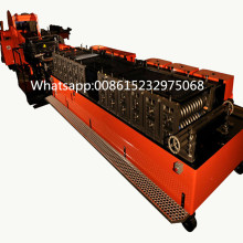 spiral pre-stressed corrugated steel pipe making machine