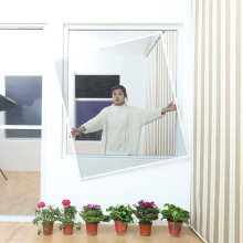 anti mosquito aluminum frame screen window