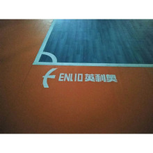 Cheapest Factory for Indoor PVC Futsal Flooring PVC indoor futsal cour flooring export to Poland Factories