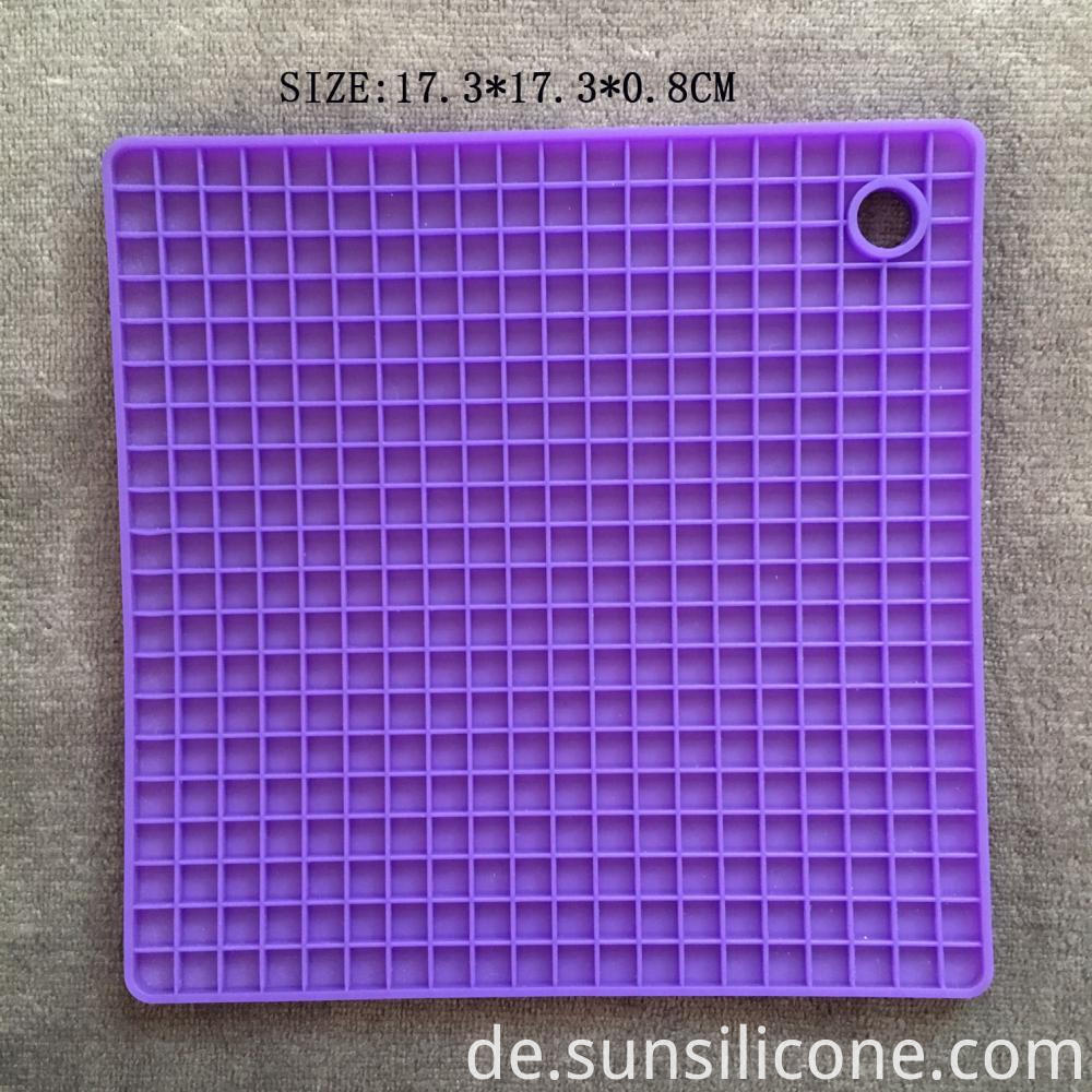 Silicone Insulated Dining Mat