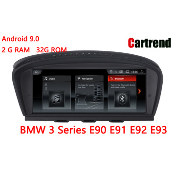 3 сериялы E90 / E91 / E92 / E93 / CCC Headunit Display