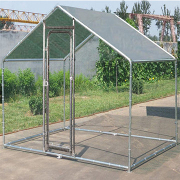 Galvanized Extra Large Cheap Metal Chicken Coop